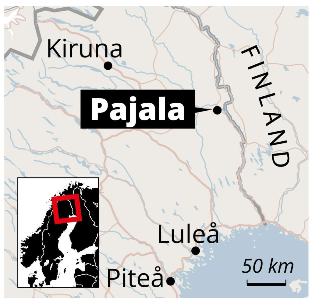 Rolf Lehto, Garvaregatan 12, Pajala | garagesale24.net